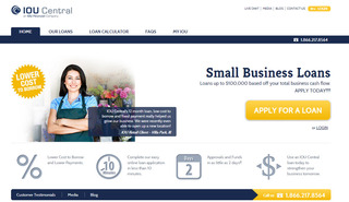 IOU Central Latest Version of its Technology Platform, Empowers Sales Partners and Small Business Owners with a Fast, Se…