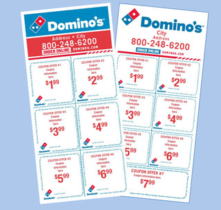 Magnetic Attractions Gang Run Program Delivers 18% Savings to Domino's Magnet Customers