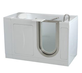 Walk In Bathtubs provide comfortable bathing with easier entrance and exit. For more info contact www.walkintubshop.com