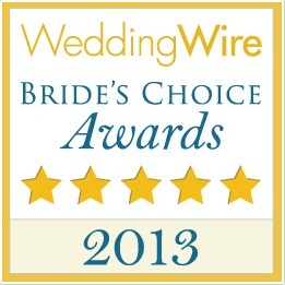 Saint Germain Catering Selected as Winner of WeddingWire Bride's Choice Awards 2013 For Catering in DC, MD and Nort…