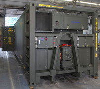 Military Refrigerated A-Frame Container from Klinge