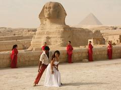 Bollywood in Egypt.