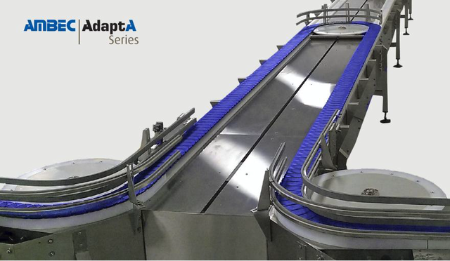 AMBEC AdaptA Series Accumulation Conveyor