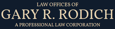 Law Offices of Gary R. Rodich