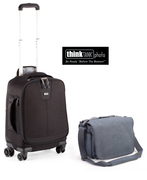 Think Tank Airport 4-Sight rolling bag ($249 value)