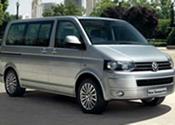 Capital Hire Car & Van Rental Volkswagen Shuttle