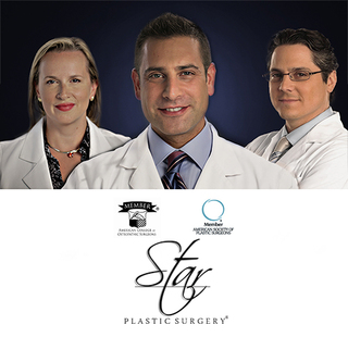 The Board Certified Plastic Surgeons at Star Plastic Surgery.
