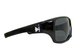 Black Diode Sunglasses