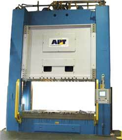 AP&T: The Choice Of The Exhaust System Industry