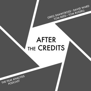 After The Credits The FIlm Analysis Podcast Logo