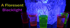 Blacklight Beer Cooler