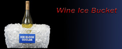 Wine Cooler Ice Bucket