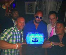 Vegas VIP Bottle Service Ice Bucket