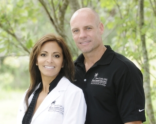 Drs. Jaren and Deirdre Catlin of Catlin Dental, P.A.