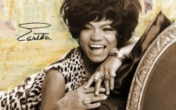Eartha Kitt Cards To Benefit Colon Cancer Alliance