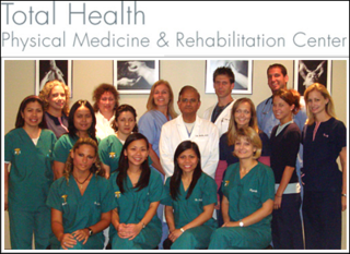 Total Health Physical Medicine and Rehabilitation Center Offers State of the Art Deep Tissue Laser Therapy