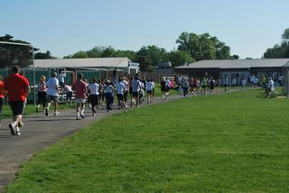 Katie's Foundation for Child Safety - Annual 5K Run/2K Fun Walk May 18, 2013 at Abington Friends School in Jenkinto…
