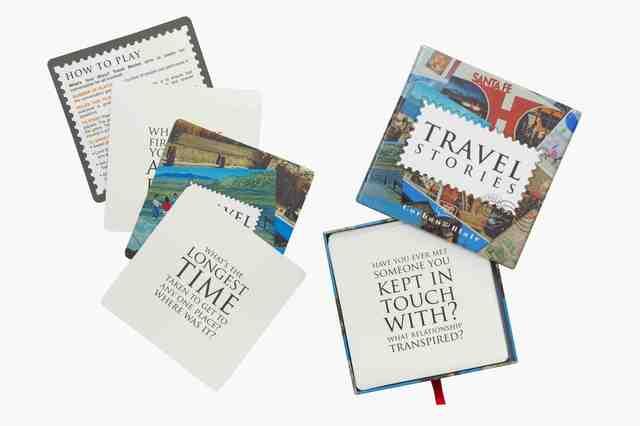 Corban & Blair WYS Travel Conversation Cards