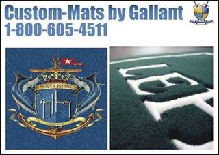 Custom-Mats by Gallant Unveils New MLB Designs