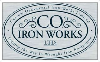 Custom Iron Works Offers High Quality Steel Scrolled Panels
