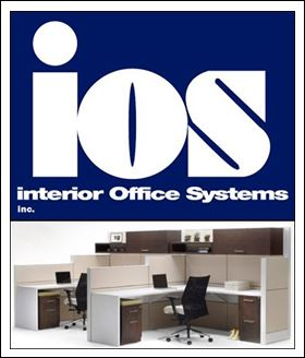 Interior office system helps clients redesign office space for Redesign office space