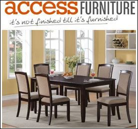 """Like"" Access Furniture on Facebook and Get a Chance to Win $100"