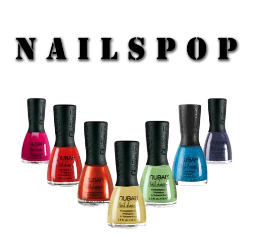 The new NailsPOP.com