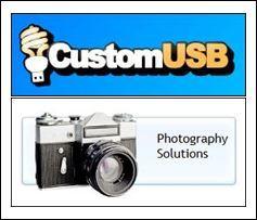 Custom USB Is Pleased to Offer Custom USB Drives for Wedding Photographers