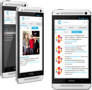Idiom, a San Diego based Digital Agency releases Chopra Connect App to the Google Android Marketplace