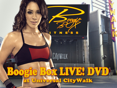 Boogie Box At Universal CityWalk