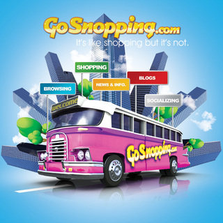 GoSnopping, A New Online Shopping Portal With 100s of Virtual Stores