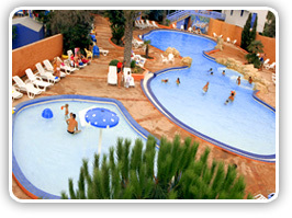 Major Fun in Perpignan with Keycamp - 7 Nights in Roussillon from £375 per party inc travel