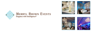 Merryl Brown Events Announces Partnership with 1% for the Planet