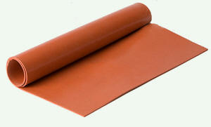 Rubber Sheet Roll Diversify Inventory, add FDA Grade Silicone Rubber