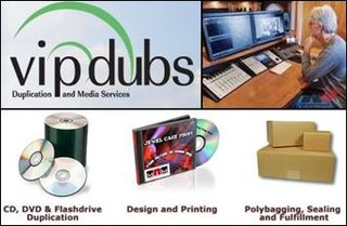 VIP Dubs to Support the CD Recycling Center of America