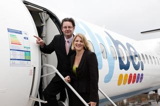 RIAS Insurance & Flybe Celebrate Environmental Excellence