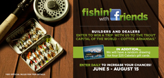 MoistureShield Fishin' with Friends promotion