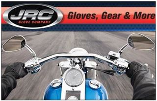 JRC Glove Introduces Their New Deer Skin Motorcycle Gloves