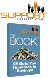 Support Small Biz Introduces THE BOOK