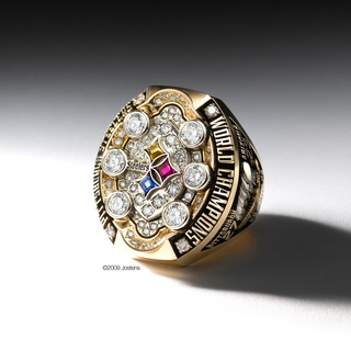 Pittsburgh Steelers and Jostens collaborate to create historic Super Bowl XLIII ring