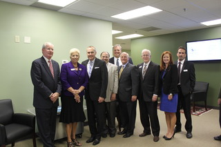 Lieutenant Governor Cagle Learns How SA Grows Technology Jobs and New Businesses in Greater North Fulton Area