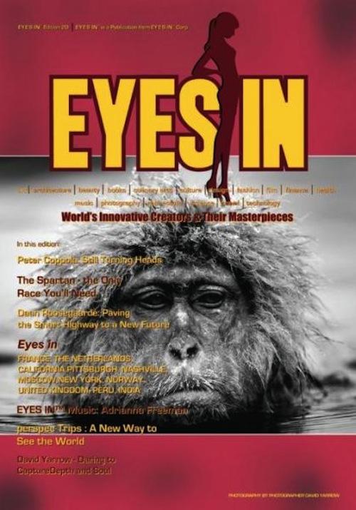 eyes in magazine edition 48 innovative