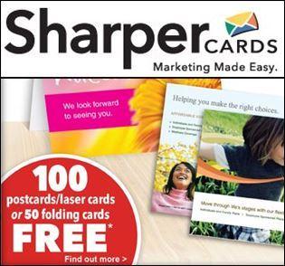 Sharper Cards