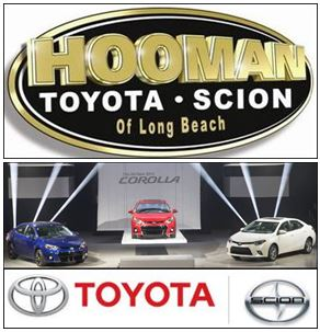 Hooman Toyota Welcomes The All New 2014 Toyota Corolla