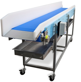DynaClean Food Processing & Packaging Conveyors on Display at Pack Expo in Las Vegas