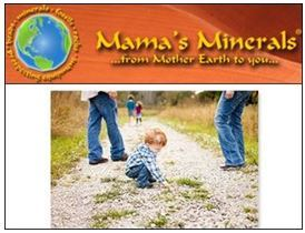 Mama's Minerals Launches New Site