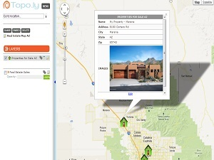 Topo.ly Online Mapping - The Businessmen's Mapping Tool to Success