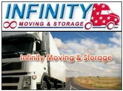 Infinity Moving and Storage Helps with International Moving