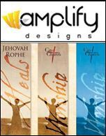 Amplify Designs Introduces Nine New Predesigned Mobile Church Banner Collections