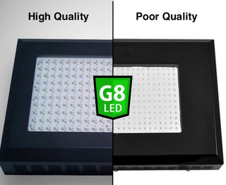 G8LED introduces the 450 Watt BLOOM light for indoor plant flowering.